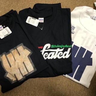 アンディフィーテッド(UNDEFEATED)のUNDEFEATEDTシャツ 3枚セット(Tシャツ/カットソー(半袖/袖なし))