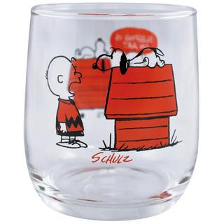 スヌーピー(SNOOPY)のスヌーピー ピーナッツ グラス コップ ハウス チャーリーブラウン SNOOPY(グラス/カップ)