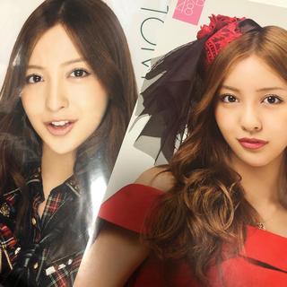 エーケービーフォーティーエイト(AKB48)の板野友美 ポスターセット。(アイドルグッズ)
