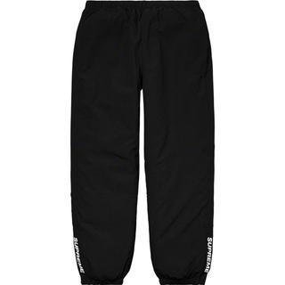 Supreme - 【新品未使用】Supreme warm up pant Mサイズ ブラック