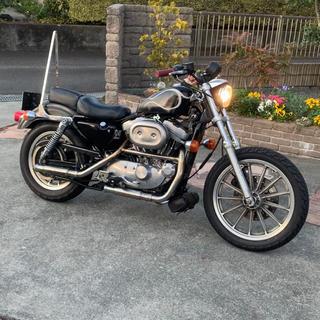 ハーレーダビッドソン(Harley Davidson)のハーレー xlh883 スポーツスター エボスポーツ(車体)