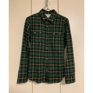 シンプリシテェ(Simplicite)のチェックネルシャツ(シャツ/ブラウス(長袖/七分))