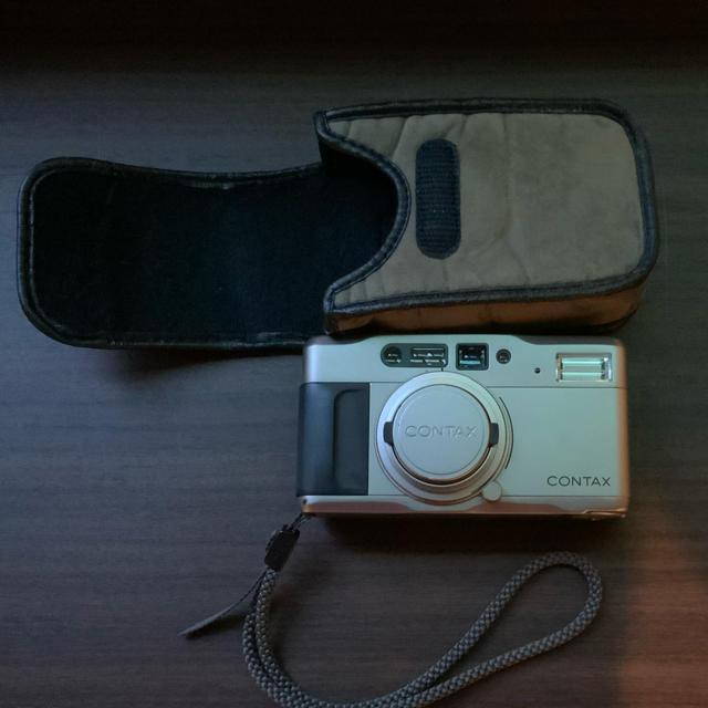 京セラ(キョウセラ)の【セール】Contax Tvs スマホ/家電/カメラのカメラ(フィルムカメラ)の商品写真