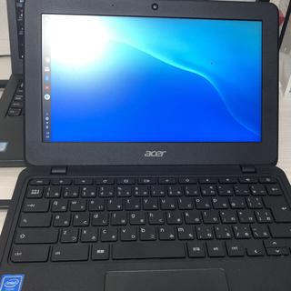 エイサー(Acer)のAcer ノートパソコン Chromebook 11.6型 C732L-H14M(ノートPC)