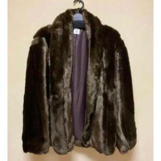 BEAUTY&YOUTH UNITED ARROWS - <6(ROKU)>FAKE MINK FUR COAT/コート ◆