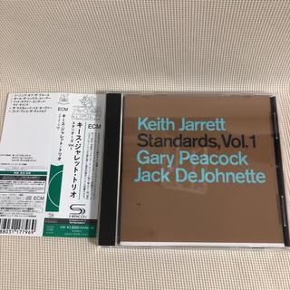 【美品SHM-CD】Keith Jarrett /Standards vol.1(ジャズ)