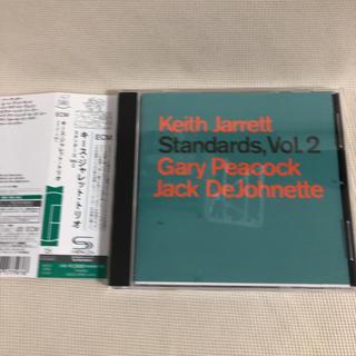 【美品SHM-CD】Keith Jarrett /Standards vol.2(ジャズ)