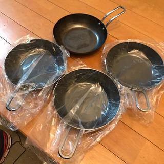 ユニフレーム(UNIFLAME)のユニフレーム ちびパン(調理器具)