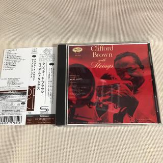 【美品SHM-CD】Clifford Brown with Strings(ジャズ)