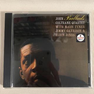 【美品SHM-CD】John Coltrane / Ballads(ジャズ)