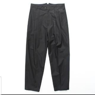 サンシー(SUNSEA)のstein Wide Tapered Trousers_A(スラックス)
