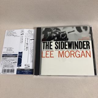 【美品SHM-CD】Lee Morgan / The Sidewinder(ジャズ)