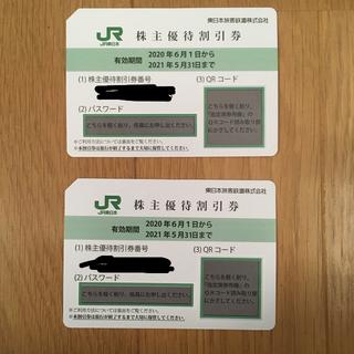 ジェイアール(JR)のjr東日本(鉄道乗車券)
