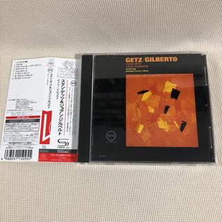 【美品SHM-CD】Stan Getz / Joao Gilberto(ジャズ)