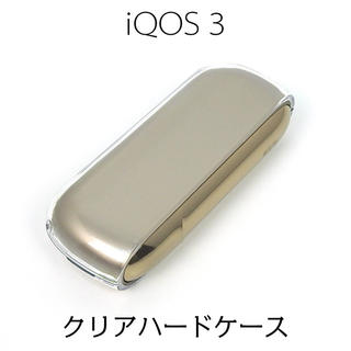 IQOS3 / IQOS3 DUO アイコス ケース クリア 3個(タバコグッズ)