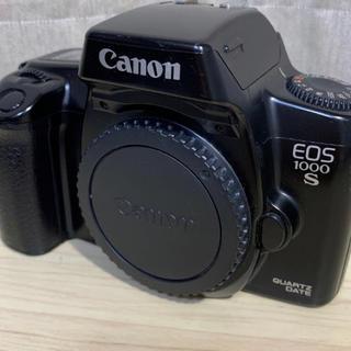 キヤノン(Canon)のCanon EOS 1000S  キャノンフィルムカメラ 簡単操作(フィルムカメラ)