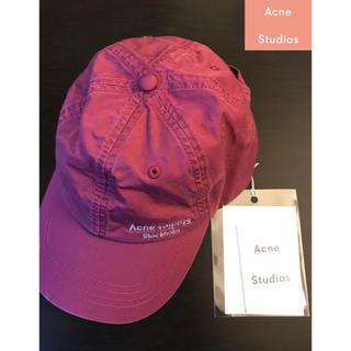 ACNE - Acne Studios 帽子 キャップ ベースボールキャップ