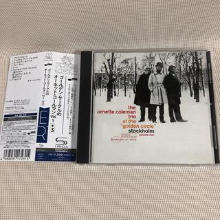 【美品SHM-CD】Ornette Coleman /Golden Circle(ジャズ)