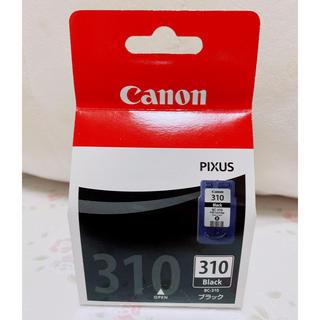キヤノン(Canon)のCanon 純正 310 ブラック インクカートリッジ 1個(PC周辺機器)