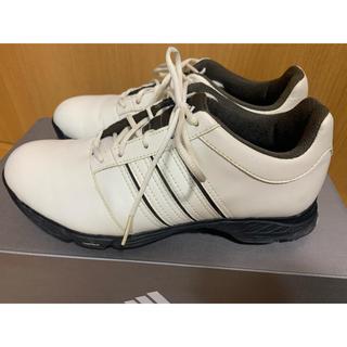 アディダス(adidas)の【adidas golf】ゴルフシューズ23.5cm(シューズ)