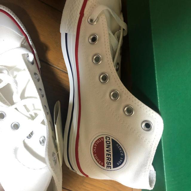 CONVERSE(コンバース)のコンバース ハイカット レディースの靴/シューズ(スニーカー)の商品写真