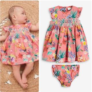 NEXT - 新品❣️ネクスト ドレスとブルマセット トロピカル