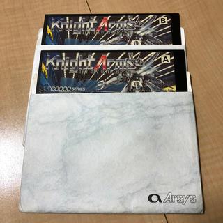 X6800 ナイトアームズ(PCゲームソフト)