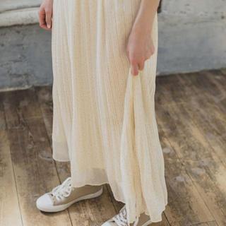 エヘカソポ(ehka sopo)のまるちゃんコラボ エヘカソポ スカート+トップス(カットソー(半袖/袖なし))