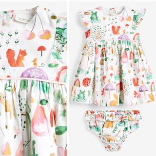 NEXT - 新品❣️ネクスト ドレスとブルマセット キャラクター