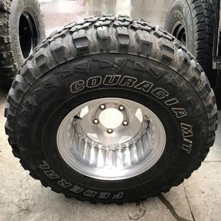 センターライン コンボプロ ホイール 5穴 フェデラル スペアタイヤ jeep(タイヤ・ホイールセット)