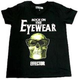 エフェクター(EFFECTOR)のEFFECTOR エフェクター  激レアTシャツ Mサイズ メンズ(サングラス/メガネ)
