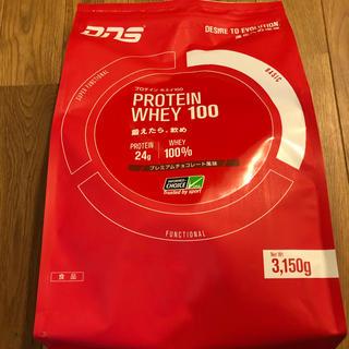 ディーエヌエス(DNS)の【新品未使用】DNS ホエイプロテインG+ チョコレート風味 3150g(プロテイン)