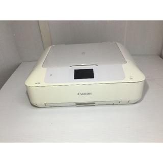 キヤノン(Canon)のCANON(キャノン)★インクジェットプリンター★複合機★MG7530★ホワイト(PC周辺機器)