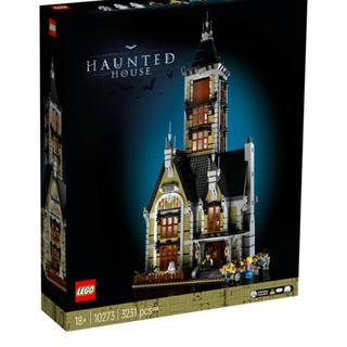 レゴ(Lego)のレゴ (LEGO) お化け屋敷 10273 ブロック おもちゃ(積み木/ブロック)