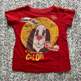 グルービーカラーズ(Groovy Colors)のgroovycolors Tシャツ 100(Tシャツ/カットソー)