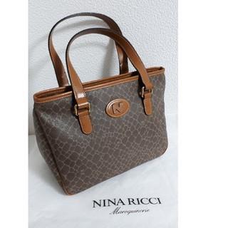 ニナリッチ(NINA RICCI)のニナリッチ NINA RICCI ハンドバッグ ミニ手提げバッグ(ハンドバッグ)