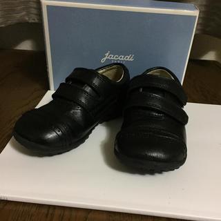 ジャカディ(Jacadi)のjacadi  革靴  25  15.4㎝(ローファー)