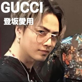 Gucci - 登坂愛用☆GUCCI☆Aviator Sunglass アビエイターメガネグッチ