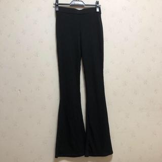 GRL - 黒フレアパンツ