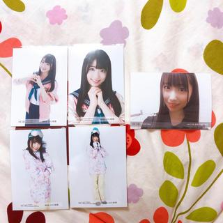 エイチケーティーフォーティーエイト(HKT48)の小川紗奈 生写真セット(女性アイドル)
