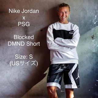 ナイキ(NIKE)のNike Jordan x PSG Blocked DMND Short S(ショートパンツ)