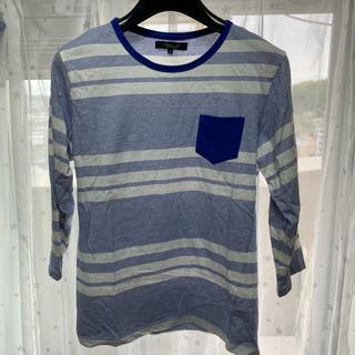 ビューティアンドユースユナイテッドアローズ(BEAUTY&YOUTH UNITED ARROWS)のユナイテッドアローズ ロンT 七部袖(Tシャツ/カットソー(七分/長袖))