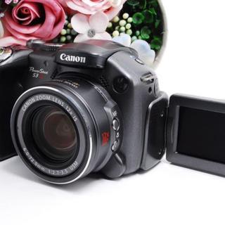キヤノン(Canon)の【大人気!】キャノン PowerShot S3 IS(デジタル一眼)