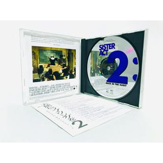 【美品】映画「天使にラブソングを2」サントラCD/廃盤/ウーピー・ゴールドバーグ(映画音楽)