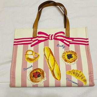 エミリーテンプルキュート(Emily Temple cute)のエミリーテンプルキュート ♡ パン ベーカリー バッグ(トートバッグ)