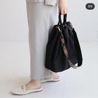 FRAMeWORK - 新品タグ付き☆ オルセットストラップバッグ