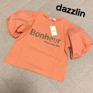 ダズリン(dazzlin)のダズリン♡袖ふんわりバルーン Tシャツ(Tシャツ(半袖/袖なし))