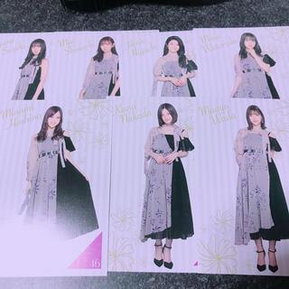 ノギザカフォーティーシックス(乃木坂46)の乃木坂46 ポストカード1期2期セット即購入◎(女性アイドル)