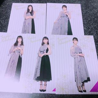 ノギザカフォーティーシックス(乃木坂46)の乃木坂46 ポストカード 3期4期セット 即購入◎(女性アイドル)