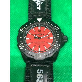 TARGET ターゲット 腕時計 作動確認済み(腕時計(アナログ))